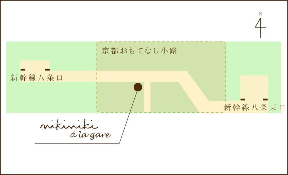 ニキニキ ア・ラ・ギャール